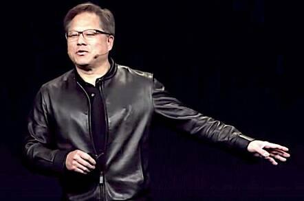 Jensen Huang of Nvidia