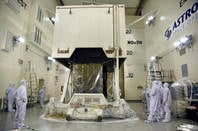 ICEsat-2 at Vandenberg ahead of launch