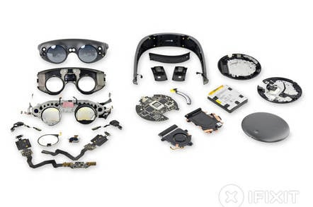 0158534c711e Teardown chaps strip away magic from Magic Leap s nerd goggles • The ...