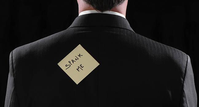 Gits exposed, kinky app devs spanked, Feds spy on spyware