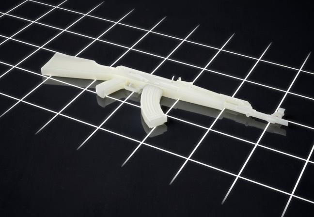 Judge blocks posting of online plans for 3D printed guns