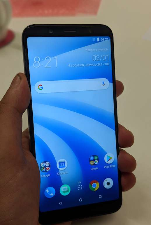 HTC U12 Life: Notchless, reasonably priced and proper