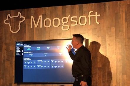 Moogsoft CEO Phil Tee