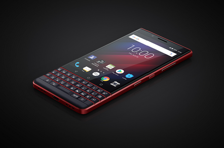 BlackBerry KEY2 LE: Cheaper QWERTY, but not for what's