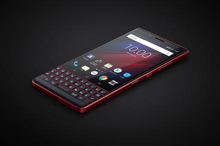 "BlackBerry KEY2 LE ""Atomic"""