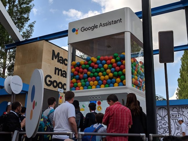 Google at IFA