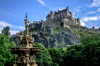 Edinburgh Castle - Shutterstock