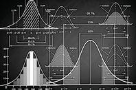 Graphs showing deviation