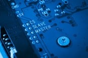 Master and Slave on circuit board