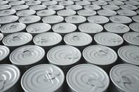 Infinite stockpile of tinned food