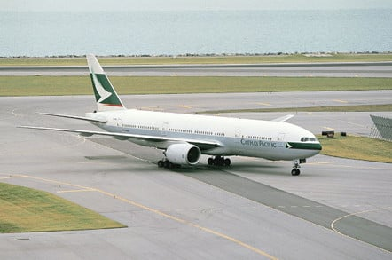 First Boeing 777 (aged 24) makes its last flight – to a museum • The