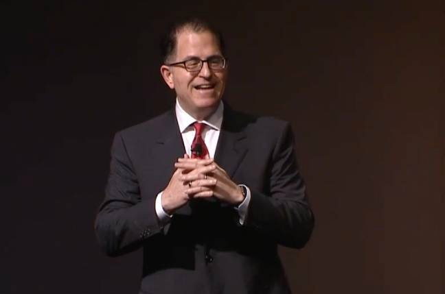 Dell bids adieu to the era of big acquisitions, concentrates on paying down debt and Michael's new book