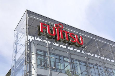 Fujitsu building  in the Czech Republic