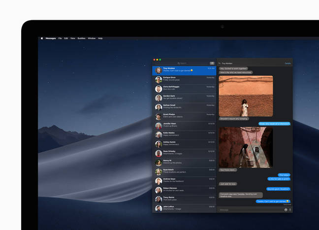Apple's dark-horse macOS Mojave is out (and it's already