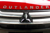 Mitsubishi Outlander Shutterstock Noraismail