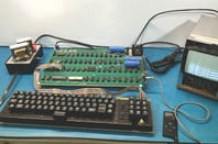 fully functional Apple-1 computer sold for $375,000 according to Boston-based RR Auction Photo Credit: RR Auction