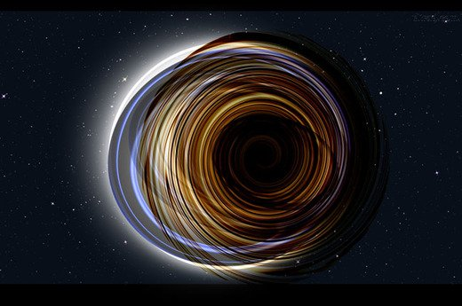 Space waves: RF image by helenos via Shutterstock