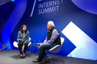 Michelle Zatlyn and Jeff Immelt