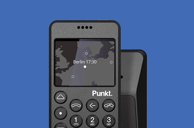 punkt  a minimalist android for the paranoid  u2022 the register