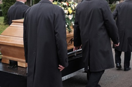Burial procession