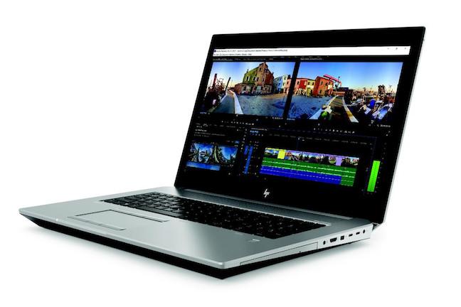 HP Zbook 17 G5 3QR