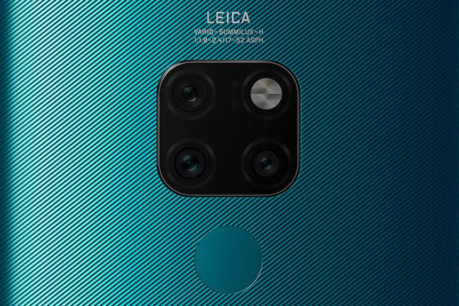 Huawei Mate 10 - Magazine cover