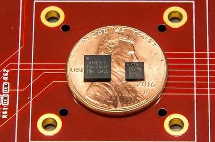 Google Titan M chip
