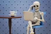 skeleton provides tech support
