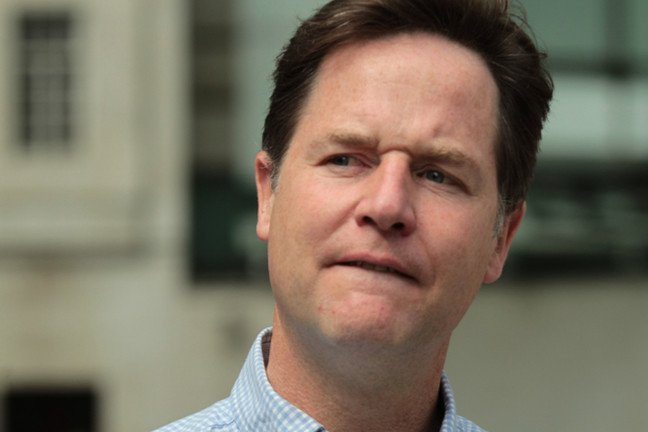 Facebook hires former British deputy PM Nick Clegg for top communications job
