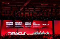 Oracle OpenWorld 2018 Intelligence Panel