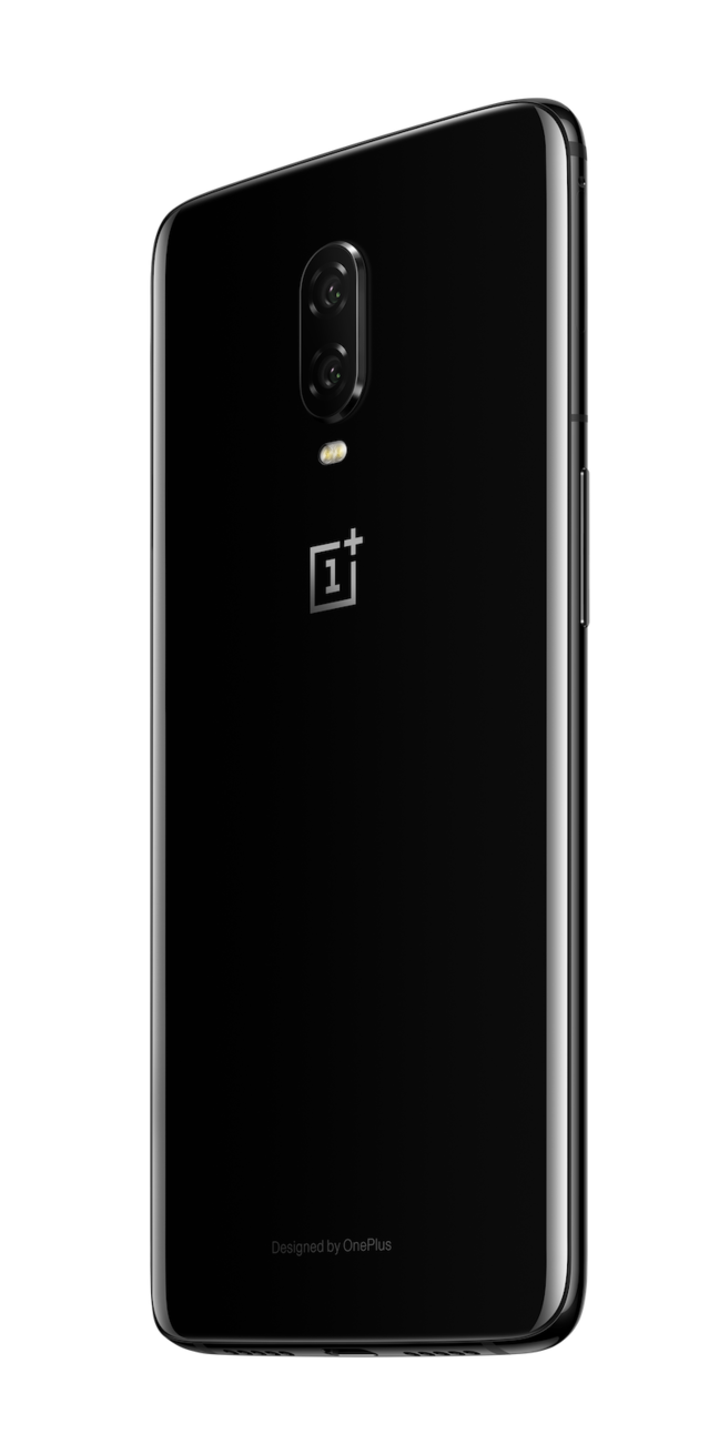 One Plus 6T, Mirror Black