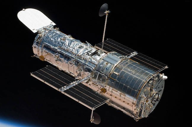 Hubble Space Telescope to switch to backup memory module after instrument computer halts