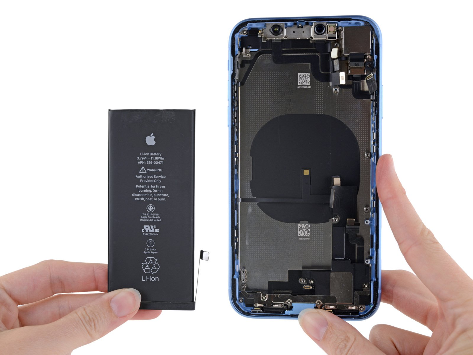 Iphone Xr Guts Reveal Sizzle Of The Xs Without The Excessive