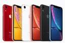 iPhone XR all colour group shot