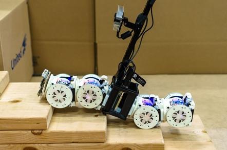 Modular bot
