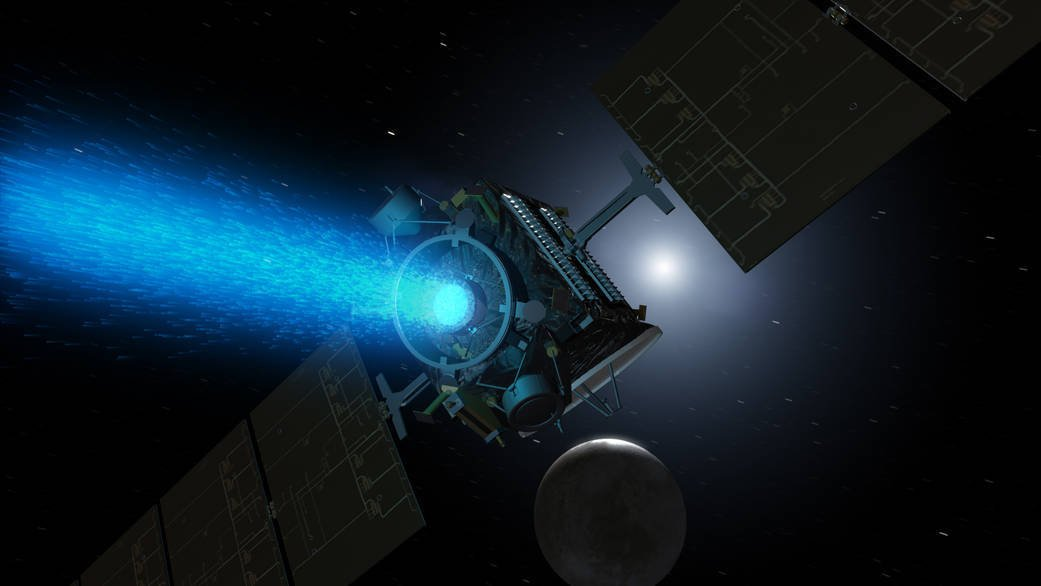 11-Year-Old NASA's Dawn Ended Up After Running Out Of Fuel