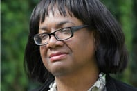 Diane Abbott, British Labour Party politician