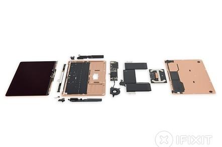 2018 MacBook Air Teardown