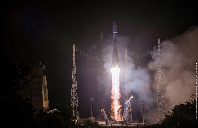 The third Soyuz does not explode as the auditors continue NASA SLS • The Register rocket