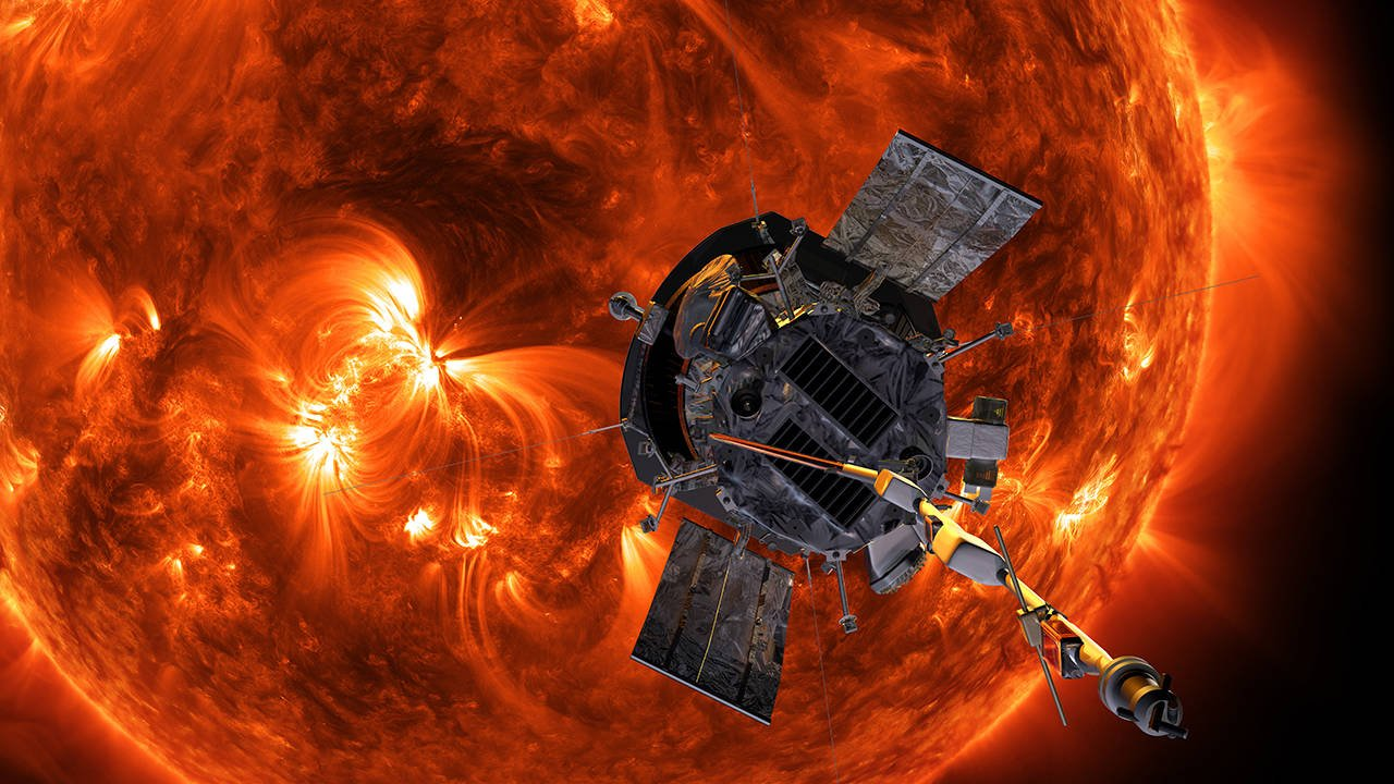Parker Solar Probe ''Alive'' After Being Closest Ever To Sun