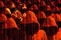 The international uniform of hackers, the hoodie