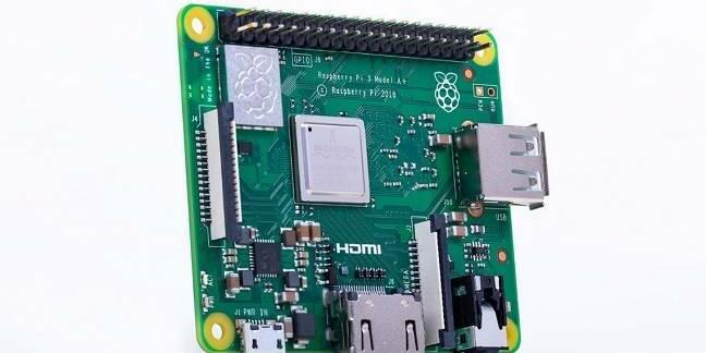 Raspberry Pi Model 3A+