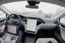 Tesla bring driven hands free