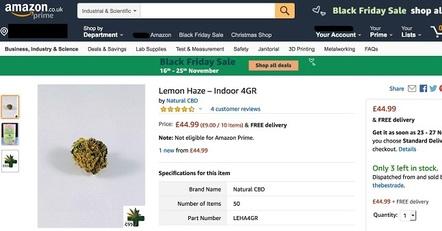 Lemon Haze on Amazon