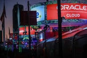Oracle OpenWorld in San Francisco