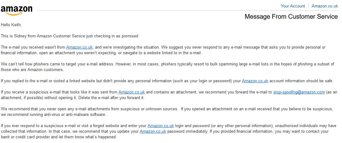 Technical foul: Amazon suffers data snafu days before Black