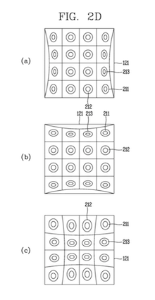 LG 16-lens patent application