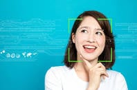 AI facial recog – it's all about as terrifying as this hokey stock picture suggests