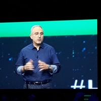 HPE chief exec Antonio Neri