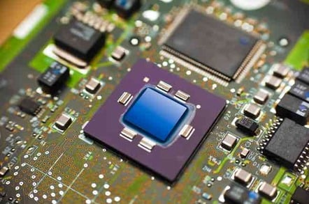 RISC chip